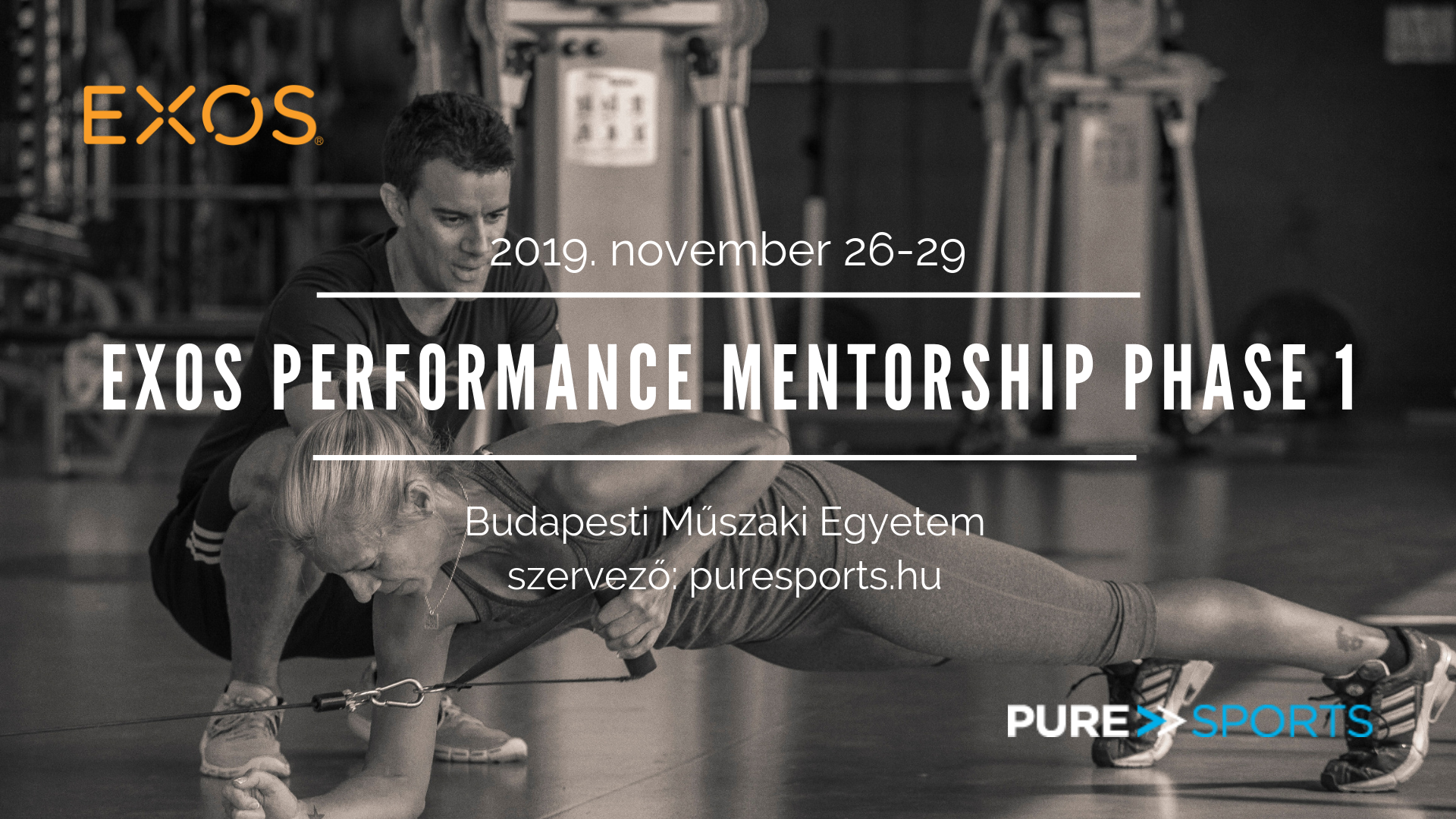 Exos performance mentorship phase 1