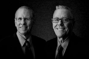 Az alapítók: Dennis és Randy Keiser